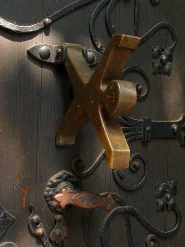 Радшлегер (дверной молоток церкви Св. Ламберта)