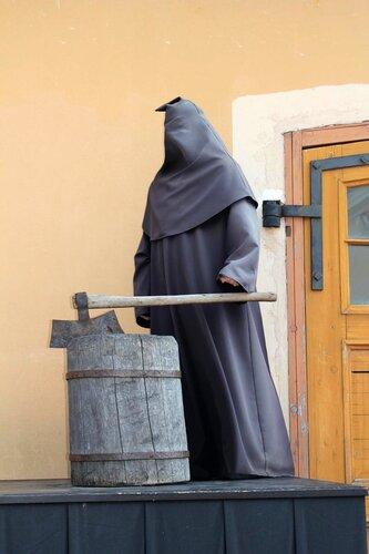 Музей средневековой пытки в Петропавловской крепости