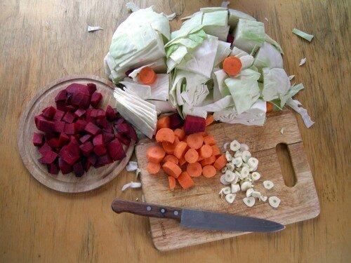 Капуста Пелюстка - простой рецепт приготовления маринованной капусты