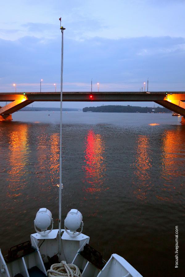 мост Дмитровского шоссе
