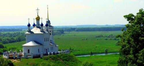 Успенская церковь 2011