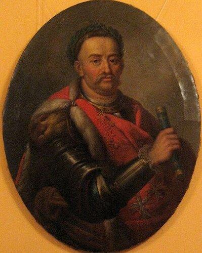 Польский король Ян Собеский,