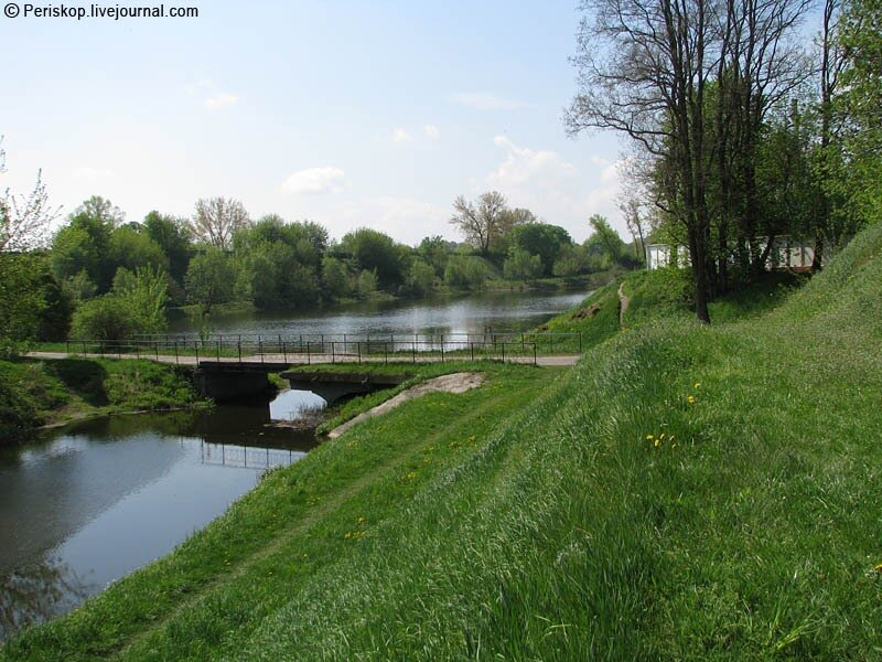 Весенний вояж-2011. Гарнизонное кладбище и путь в Крепость. Виртуальная экскурсия