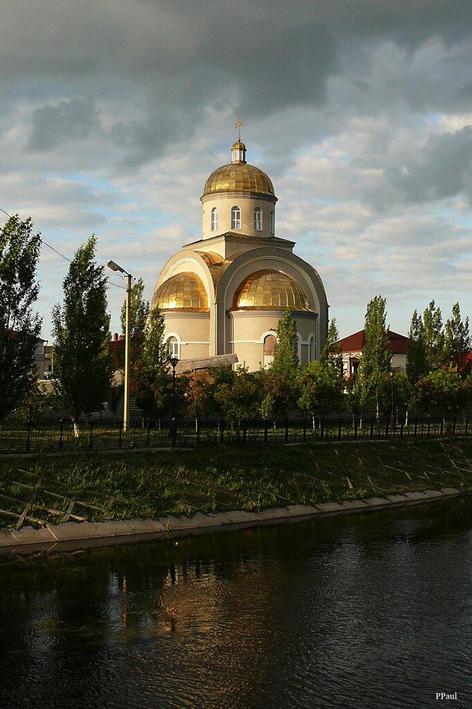 Астана. Православная церковь