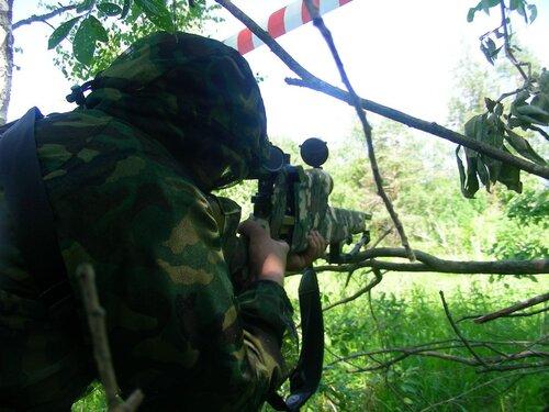 Лесной Снайпинг 2011