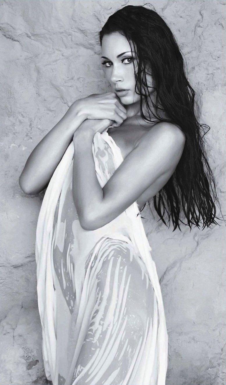 эротическая модель Анна Григоренко / Anna Grigorenko, фотограф Davide Esposito