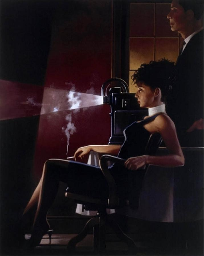 An Imperfect Past, by Jack Vettriano