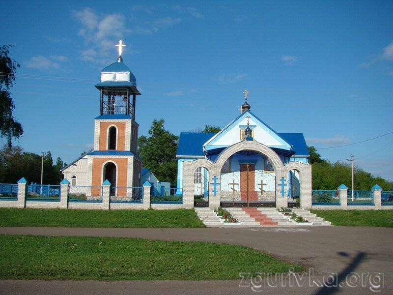 Церква у с. Стара Оржиця