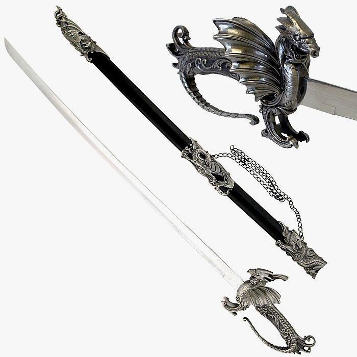 Fantasy Dragon Sword