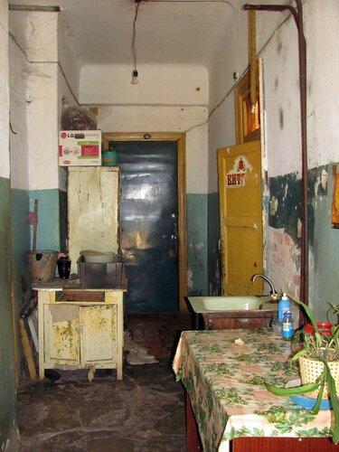 коридор общежития