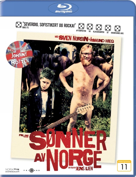 Сыны Норвегии / Sønner av Norge / Sons of Norway (2011) HDRip