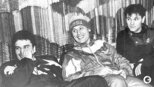 Юрий Никифоров, Илья Цымбаларь и Дмитрий Аленичев