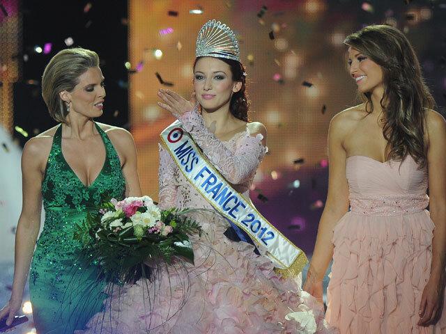 Мисс Франции 2012