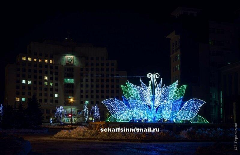 Новогодняя Вологда 2012