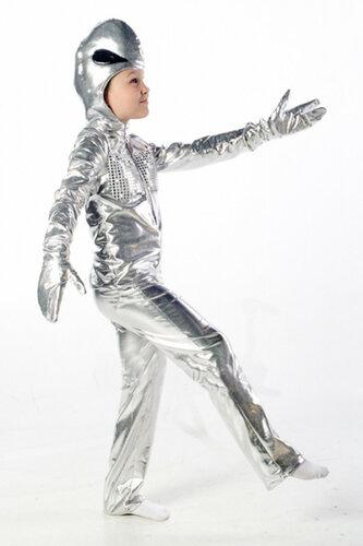 Детский карнавальный костюм Инопланетянин