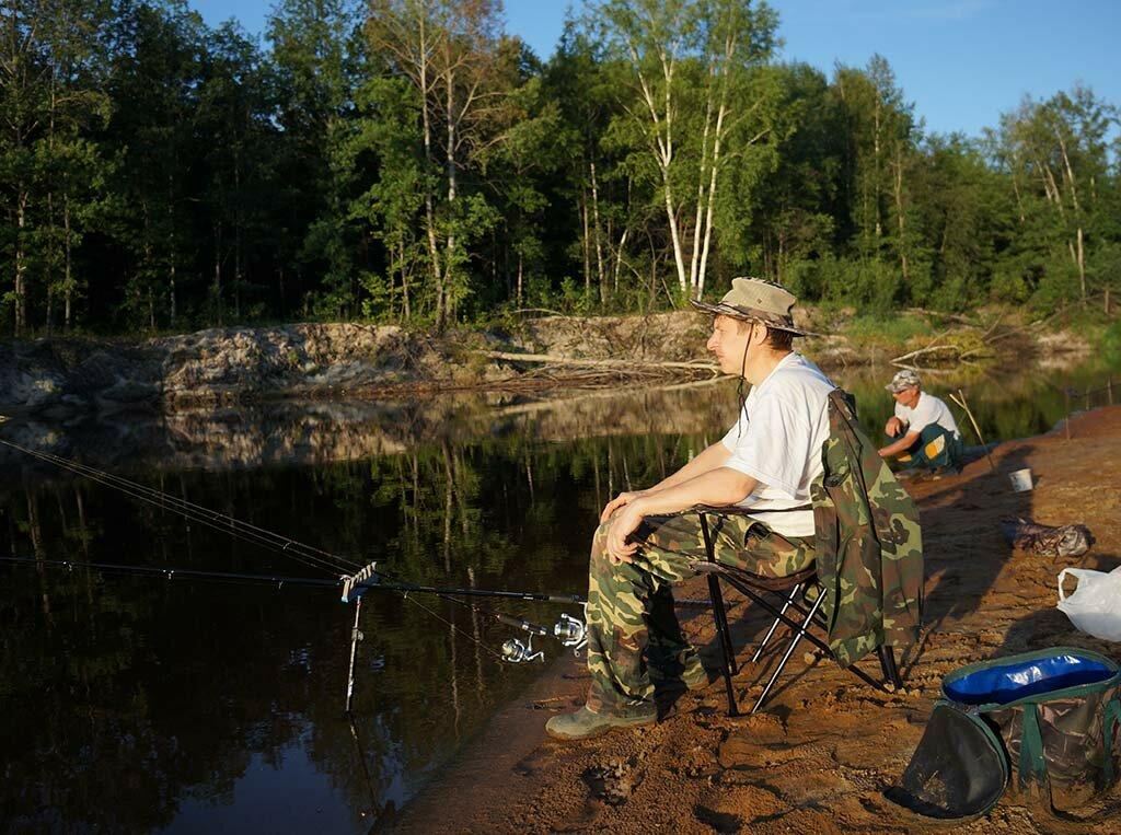 Изображение 1 : Отдых и рыбалка на малой речке