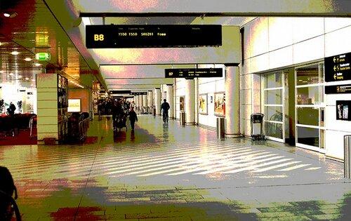 Аэропорт Копенгаген