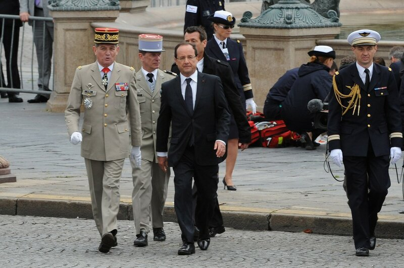Bastille Day Military Ceremony