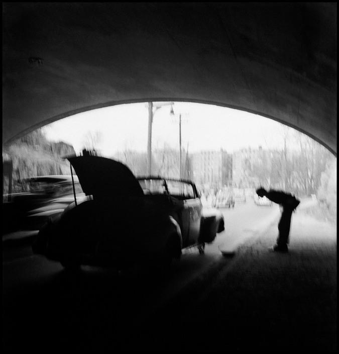 """""""Эллиотт Эрвитт. Жизнь в объективе"""" - выставка классика мировой фотографии в ЦДХ"""