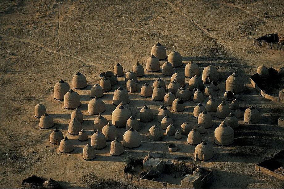 19. Деревня возле Тахуа, Нигер.