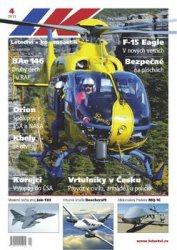 Журнал Letectvi + Kosmonautika 2013-04
