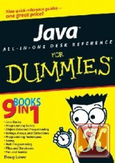 Книга Книга Java All-In-One Desk Reference for Dummies