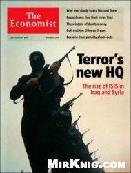 Журнал The Economist - 14 June 2014