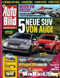Журнал Auto Bild №28 2014
