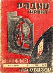 Журнал Радиофронт (1935-1938)