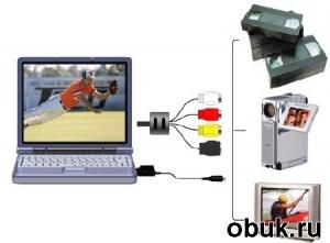 Книга Настраиваем ноутбук на работу с телевизором (2011) DVDRip