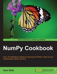 Книга NumPy Cookbook