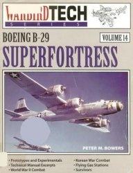 Книга Warbird Tech Series Volume 14: Boeing B-29 Superfortress