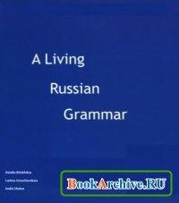 Книга A Living Russian Grammar / Грамматика русского языка в упражнениях.