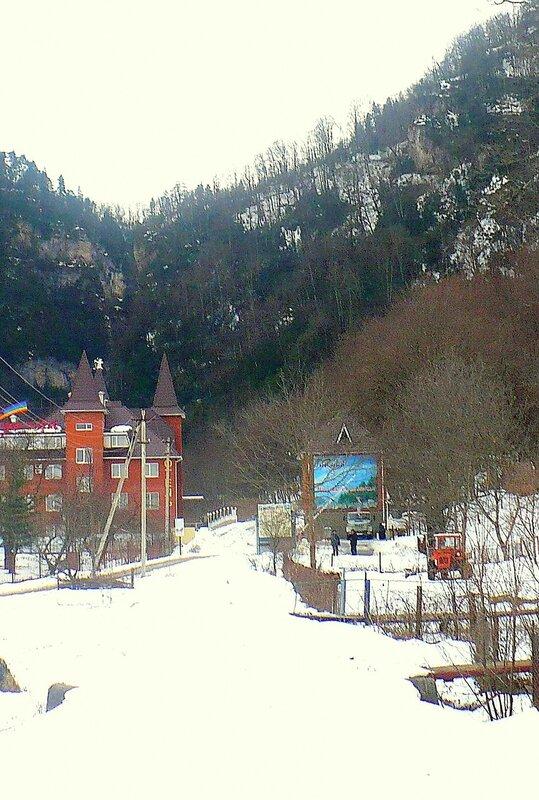Зима, в походе, Кавказ (1).jpg