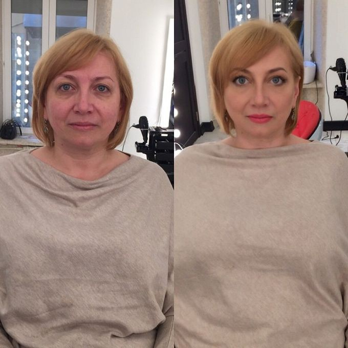 О грамотном макияже
