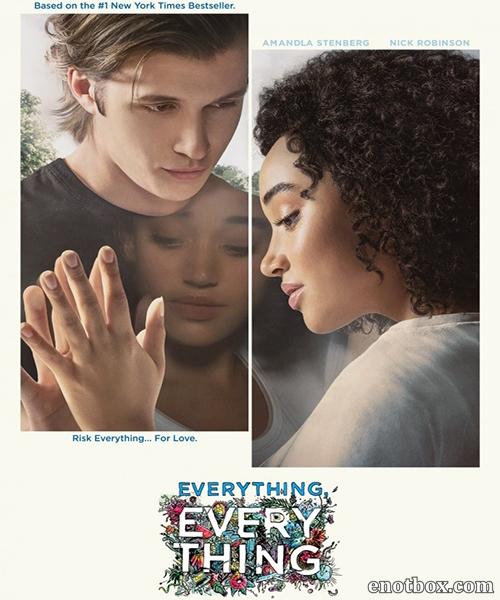 Весь этот мир / Everything, Everything (2017/CAMRip)