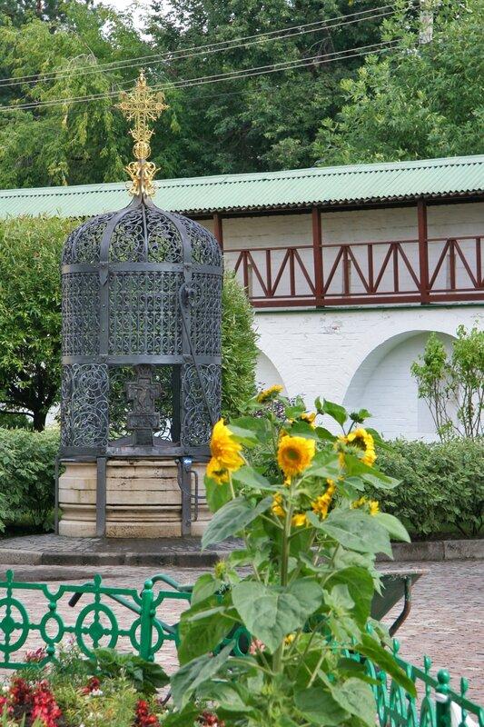 Дмитров, Борисоглебский монастырь, Водосвятная часовня