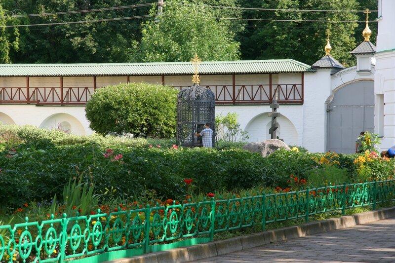 Дмитров, Борисоглебский монастырь