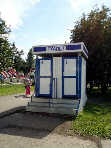 г. Кемерово. Общедоступный туалет