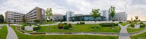Комплекс SAP в Вальдорфе (SAP, Вальдорф, панорама)