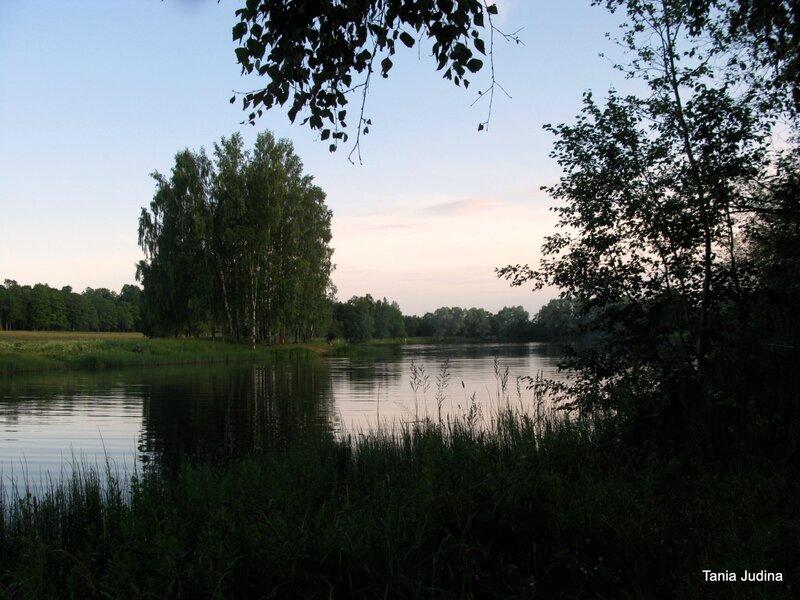 Усадьба Сиворицы (Никольское)