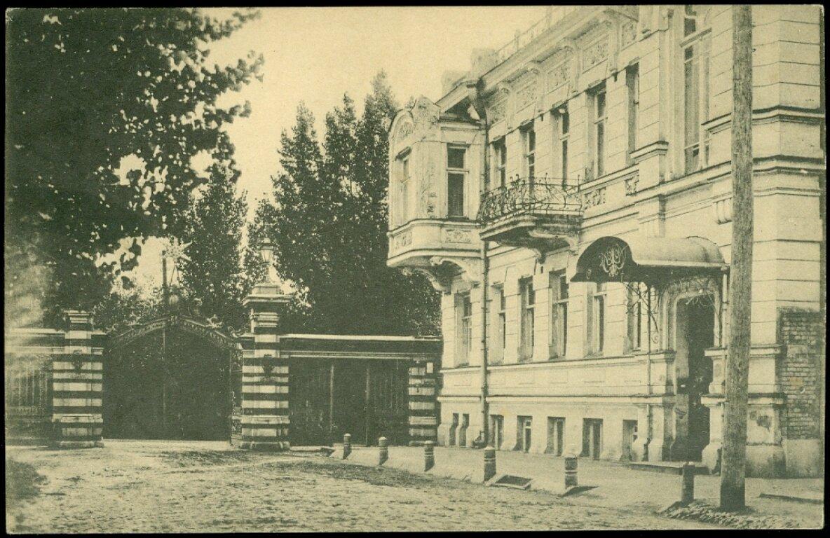 Технологический институт. Главный вход