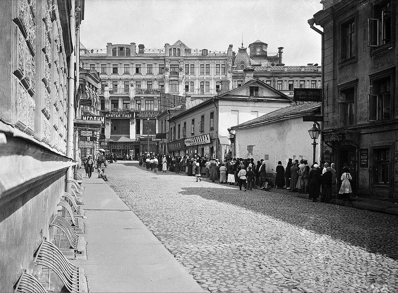 673. Малый Гнездниковский переулок. 1915