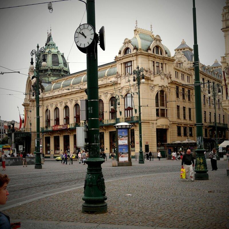 фотографии на мыльницу фотографа . Прага