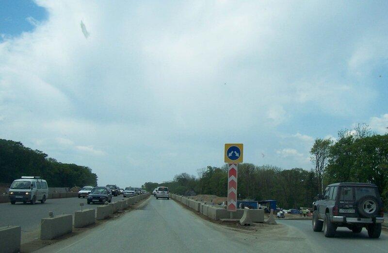 Амурский залив- ботсад 4-5-июня-2011