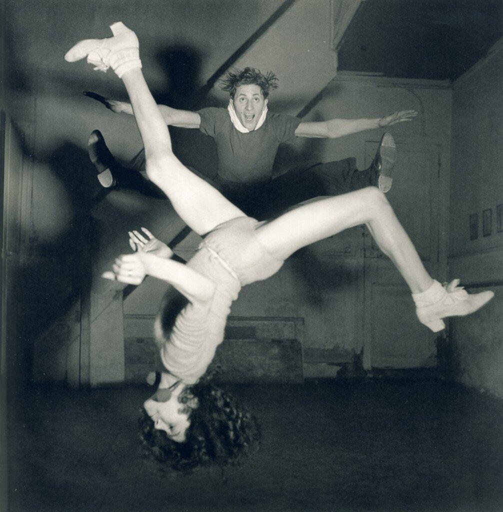 Robert Doisneau: Gymnase Constant, 1946