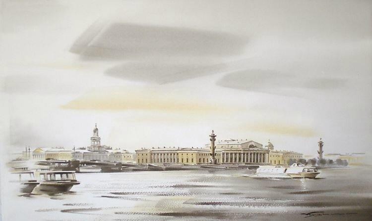 Рисунок панорама