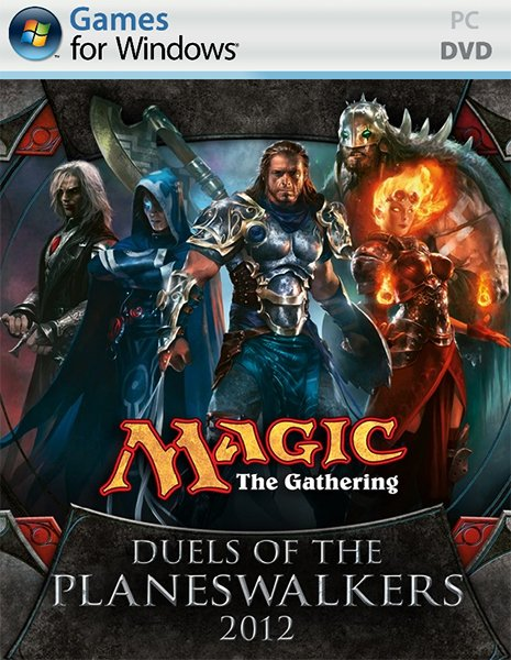 Magic The Gathering Duels of the Planeswalkers 2012 (2011/ENG)