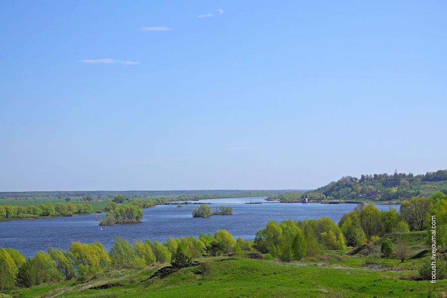 гидроузел «Кузьминский»