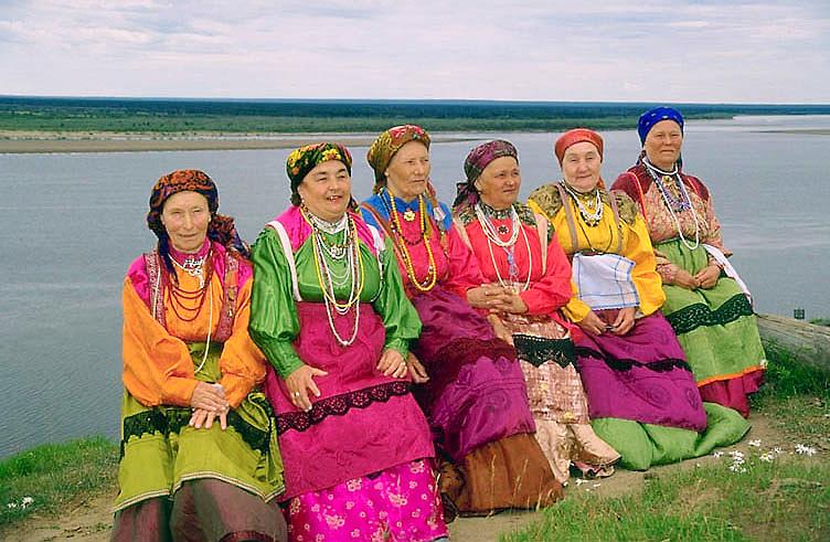 В ночь на Петров день. Усть-Цильма - русское село в глубине Коми края